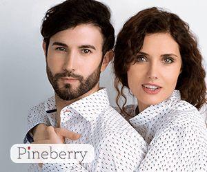 Pineberry este un brand romanesc de camasi. Produce atat pentru barbati, cat si pentru femei. Camasile sunt atat pentru tinute business, cat si pentru tinute casual. La cumparaturile prin MyCashBack.ro aveti 5% cashback. www.mycashback.ro/magazin/1160/pineberry