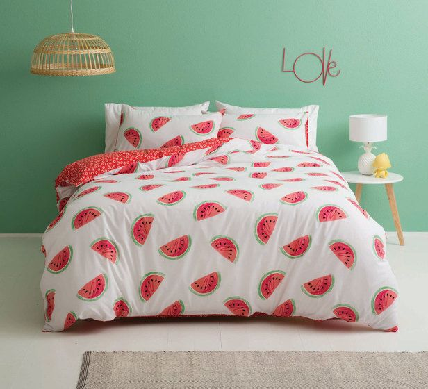 Watermelon Double Quilt Cover Set