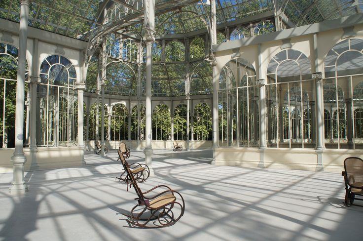 Palazzo di cristallo #Madrid / seguici su www.cocoontravel.uk