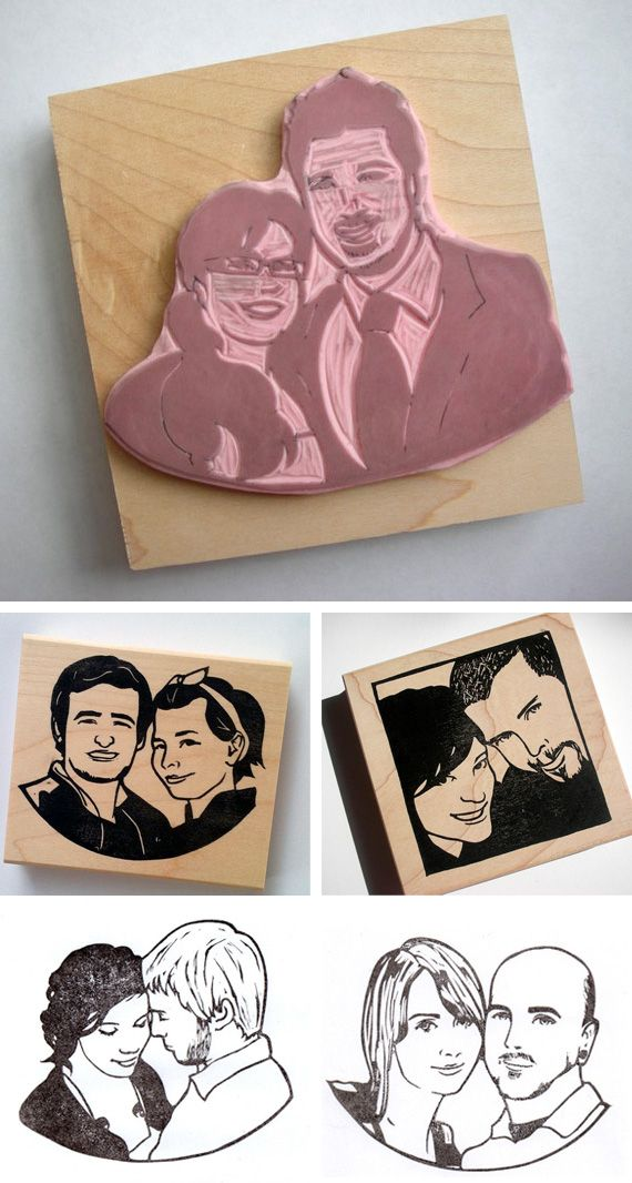 Lovely idea for a newly wed coupleYous, Amazing, Dates, Custom Pictures, Diy Saving, Photos Stamps, Perfect, Custom Stamps, Pics Stamps