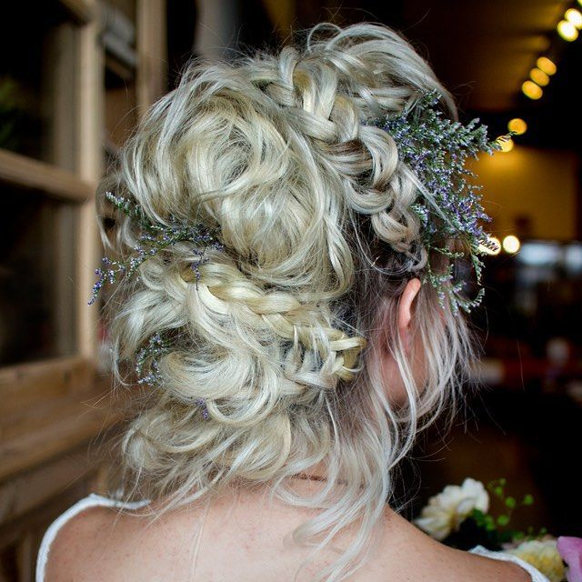 Effortless Bridesmaid Upstyles: 455 Best Images About Pretty Hair On Pinterest