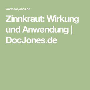 Zinnkraut: Wirkung und Anwendung | DocJones.de