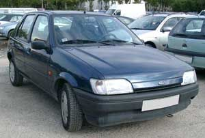 Ford Fiesta - Much loved the world over, the Ford Fiesta was also the first car of Eastenders actor Danny Dyer! http://www.creditplus.co.uk/blog/celebrities-first-cars-6988756/ #Ford #Fiesta #DannyDyer
