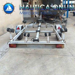 REMOLQUE EMBARCACION MAX. 6 MTS  750 KG.