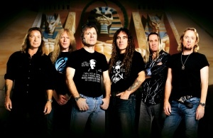 Iron Maiden!!! Legends! And they understand the importance of showmanship--never should be missed when they roll into town!