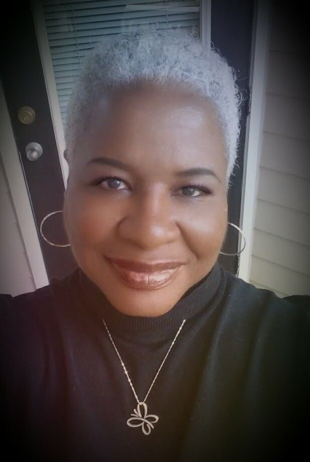 Grey Hair African American Woman: 283 Best Images About Beautiful Gray Hair On Pinterest