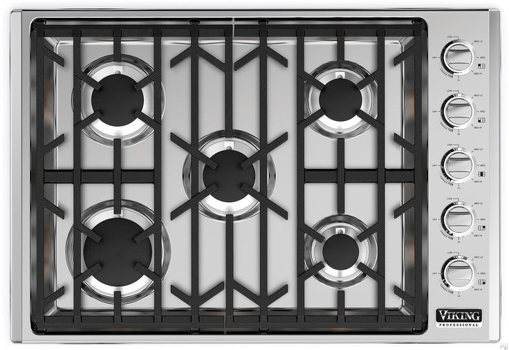 SimmerSafe downdraft cooktop with dacor gas made