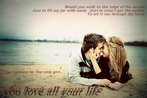 you love all your life- the band perry . country quoteBeach Engagement, Beach Photos, Engagement Pictures, Photos Ideas, Engagement Photos, Beach Poses, Cute Couples, Engagement Pics, Beach Pictures