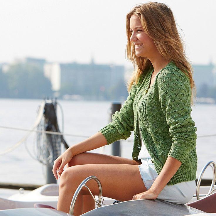 21 besten stricken und häkeln Bilder auf Pinterest | Damen, Modell ...