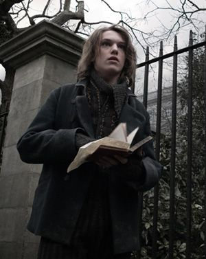 Jamie Campbell-Bower in Sweeney Todd