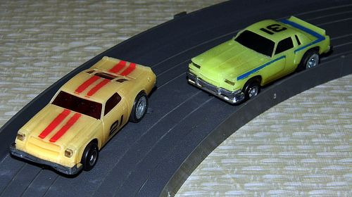 Slot car hong kong