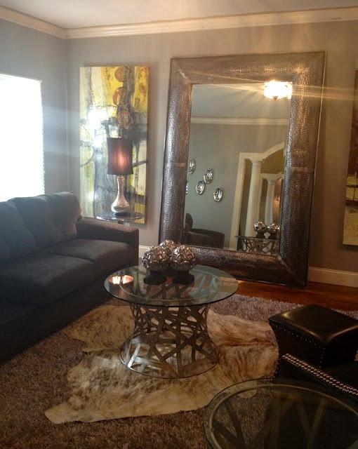 Living Room Design Job