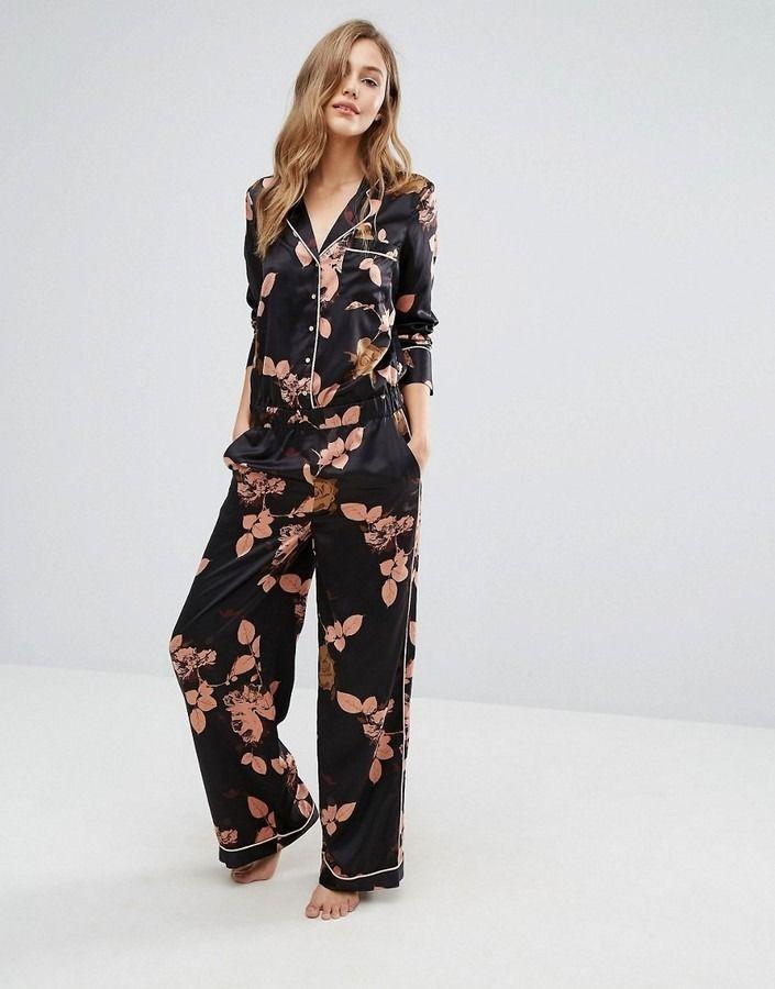 Pajama jumpsuit? Yes.