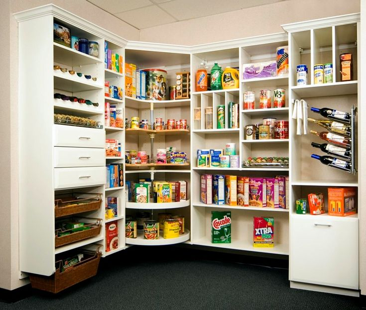 Kitchen pantry is necessary part of home who wishes to keep their kitchen organized. Following article is guide on how to design your kitchen pantry.