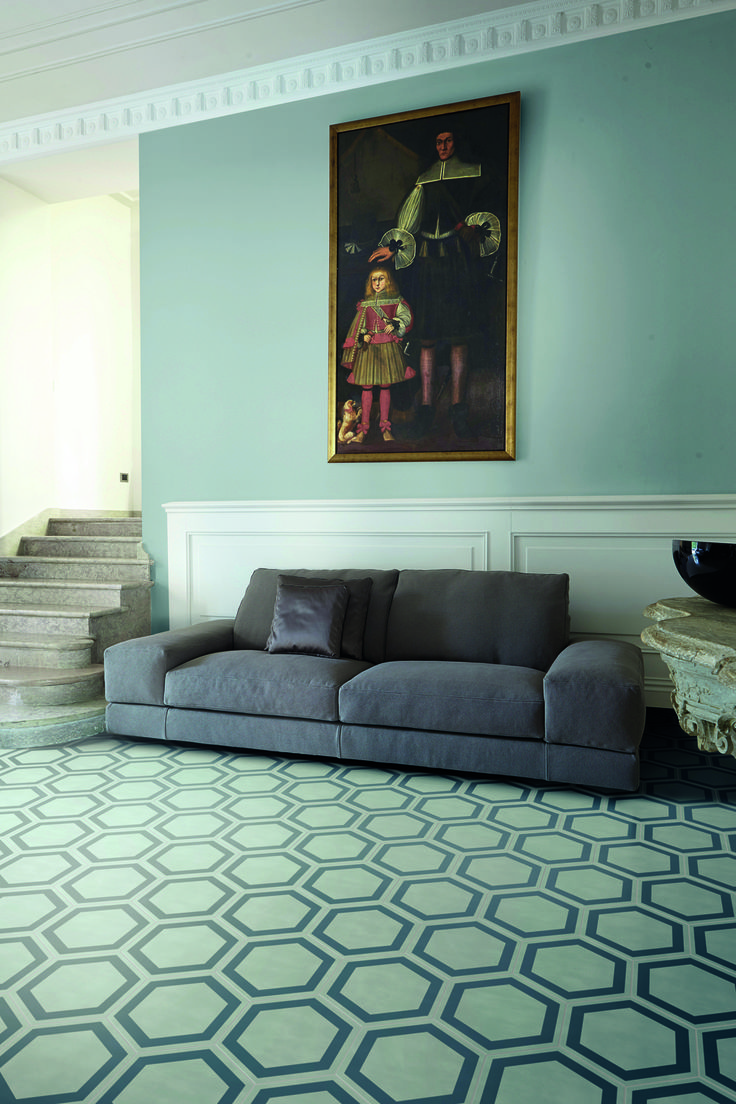 Perini Tiles New Bisazza Cement Tiles For 2015 Designed