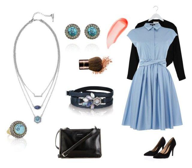 Melanie I by amlindseyjam on Polyvore featuring polyvore, fashion, style, Tara Jarmon, Closet, Lipsy, Carven, NARS Cosmetics, chloeandisabel and WearItWednesday