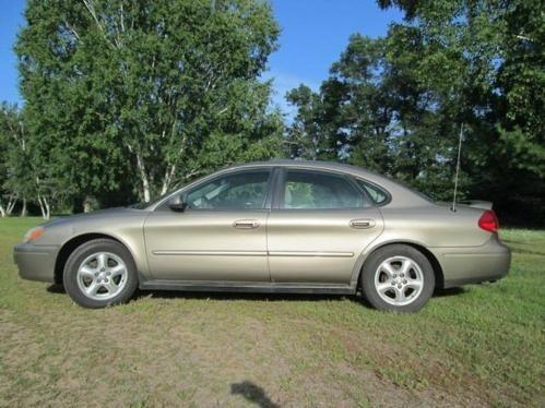 2004 Ford Taurus - ONLINE ONLY AUCTION - Ending Monday, September 15, 2014. Chetek, WI.