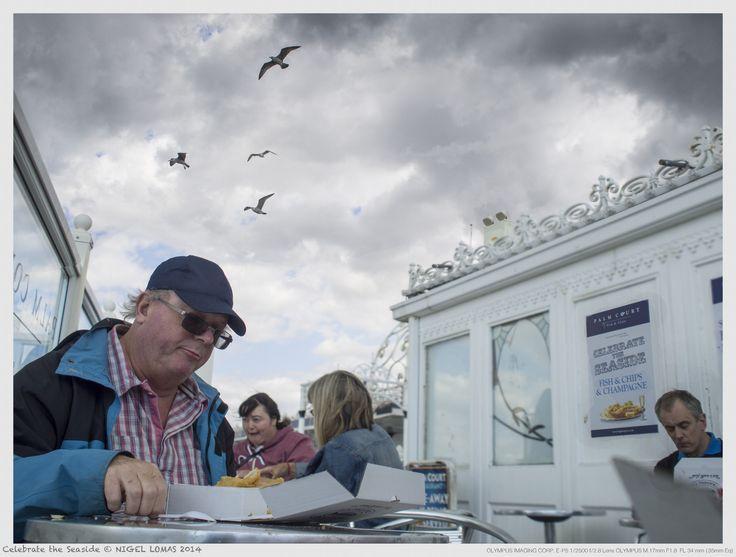 Celebrate the Seaside by Nigel Lomas on 500px