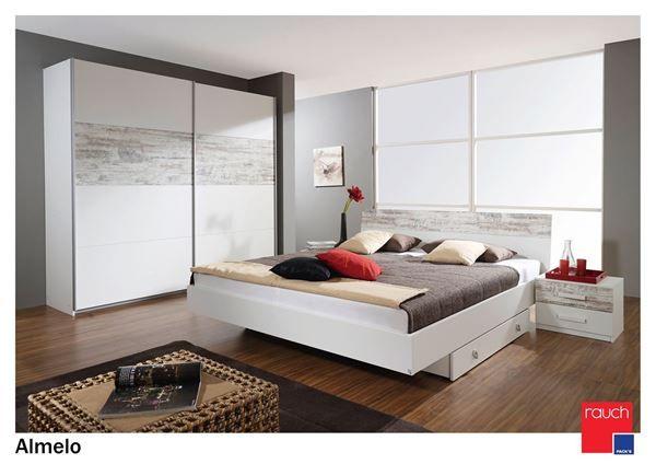 Dormitorul Almeloe by Rauch moebel - Klasse1 Mobila Germania Timisoara - mobila dormitor online timisoara