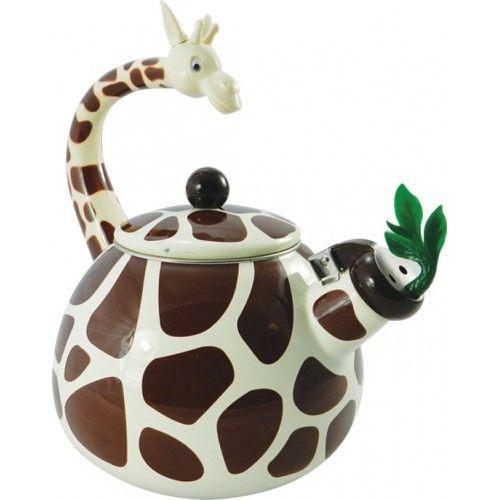 Animal Kettles - Giraffe $55.00