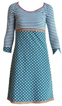 My spring mood - raglan dress