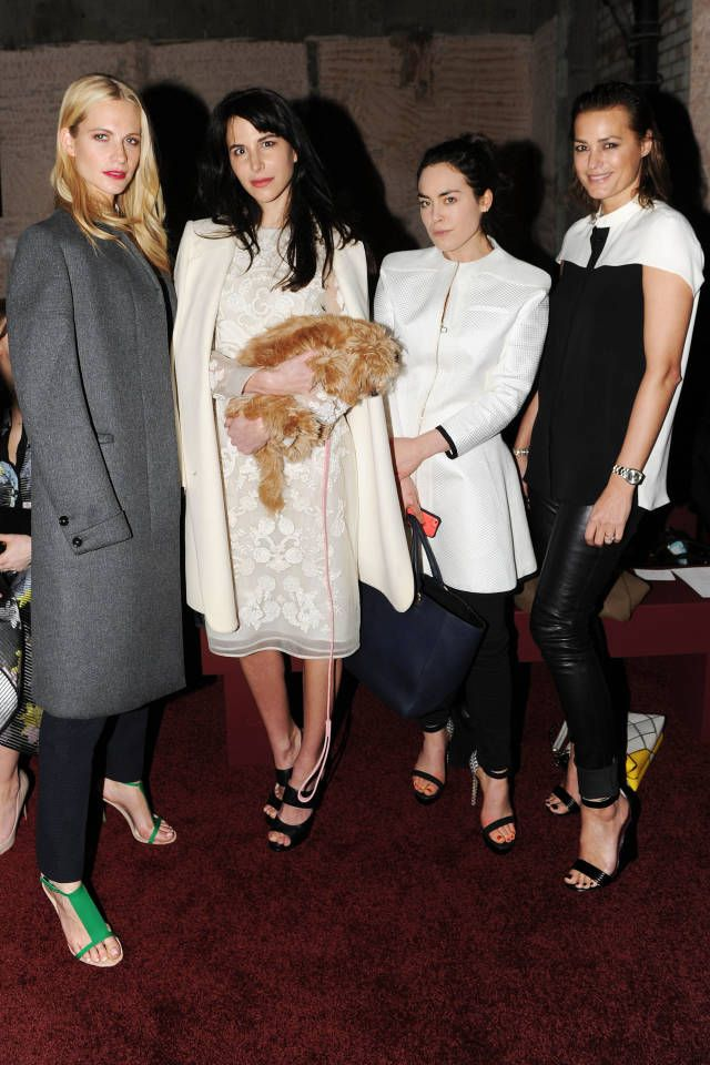 London Fashion Week Parties: see all of the best dressed attendees here