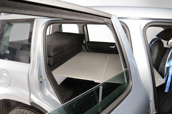 Schlafsystem Skoda Yeti Beifahrersitz Skoda Schlafsysteme