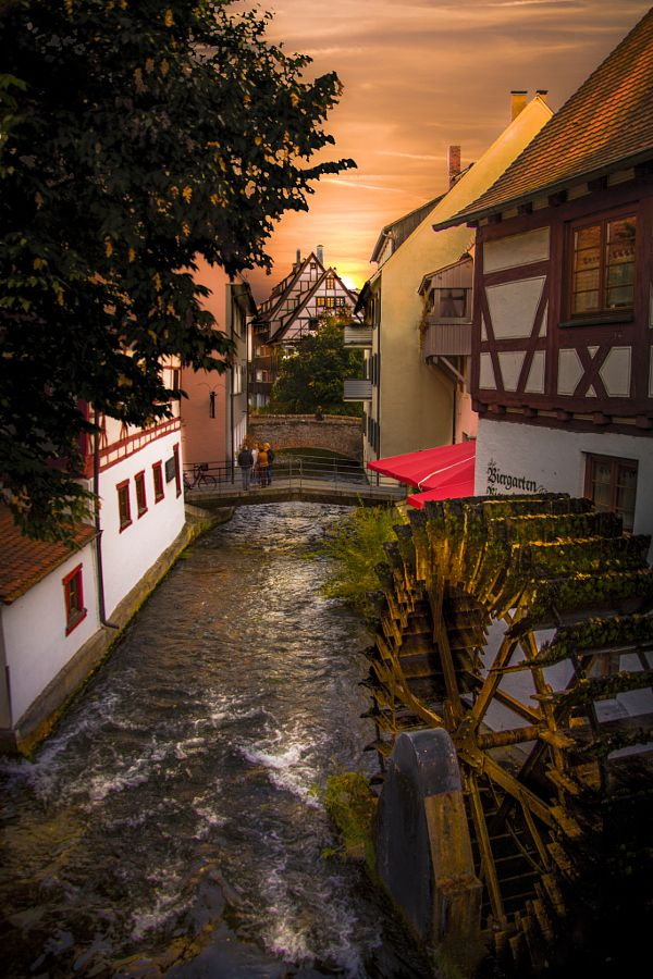 Exploring Ulm / Germany by Rolando Felizola - Photo 144111207 - 500px