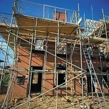 Scaffolding gives extra strength & support to the construction site, and our company provides the service within your budget to make the construction site safe and secure