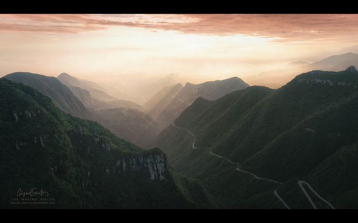 The Waking Fields by Miguel-Santos on DeviantArt