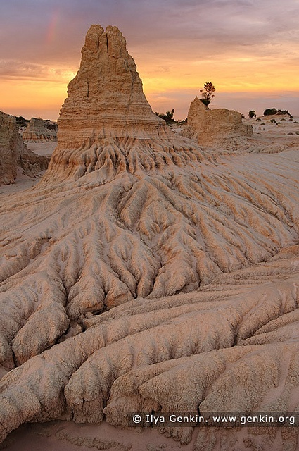 The Walls of China after Storm, Mungo National Park, NSW, Australia by Ilya Genkin / genkin.org, via Flickr