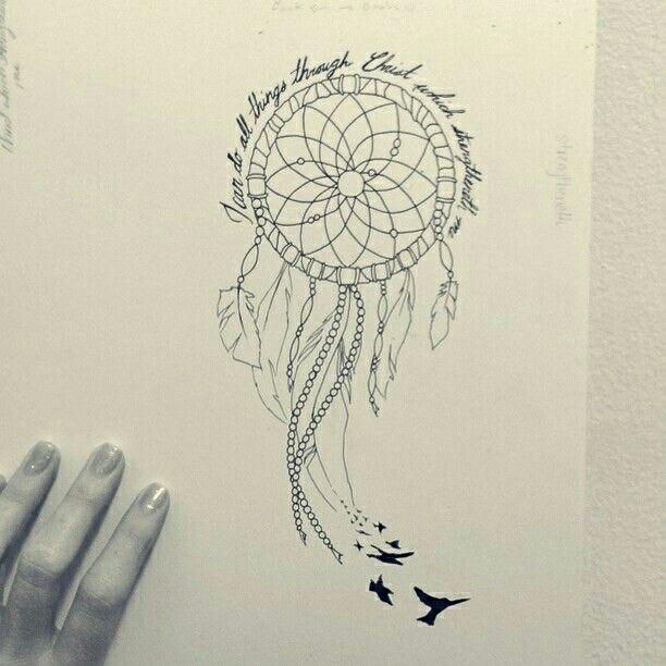 Inspiration. Traumfänger