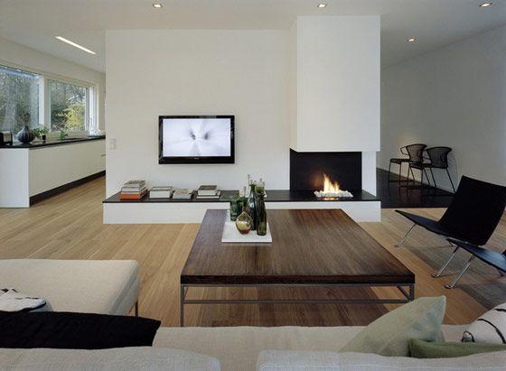 Modern Minimal Interior Design · Living Room ModernModern Tv ... Part 98