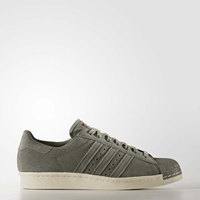 Adidas original trace cargo olive superstar 80s bb2226 sz us m 8.5 uk 8 eur  42