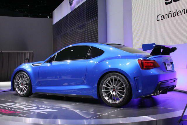 2015 Subaru BRZ Sti Turbo