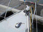 Hunter Sailboat Windlass Install