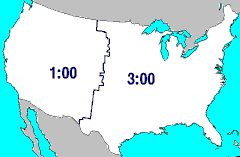 No more daylight savings time.  I Support Standard Time!
