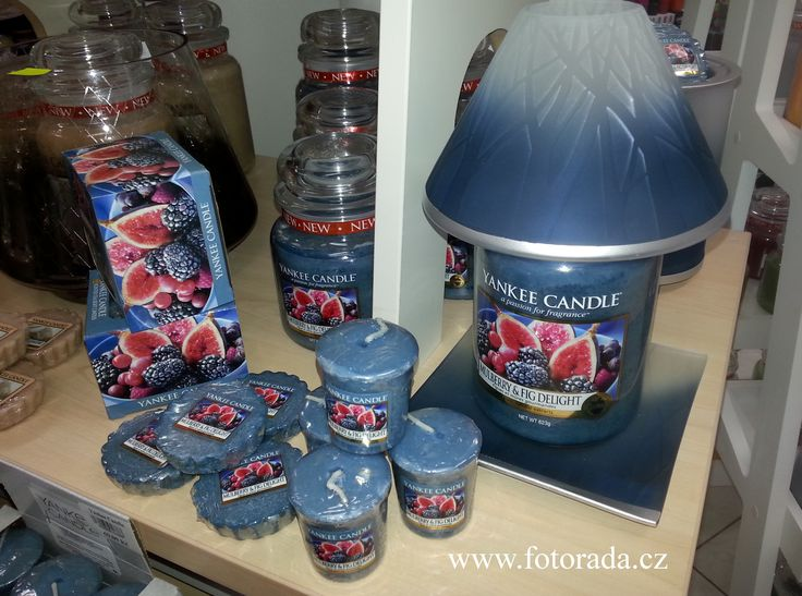 OMBRE FOREST Yankee Candle KLADNO