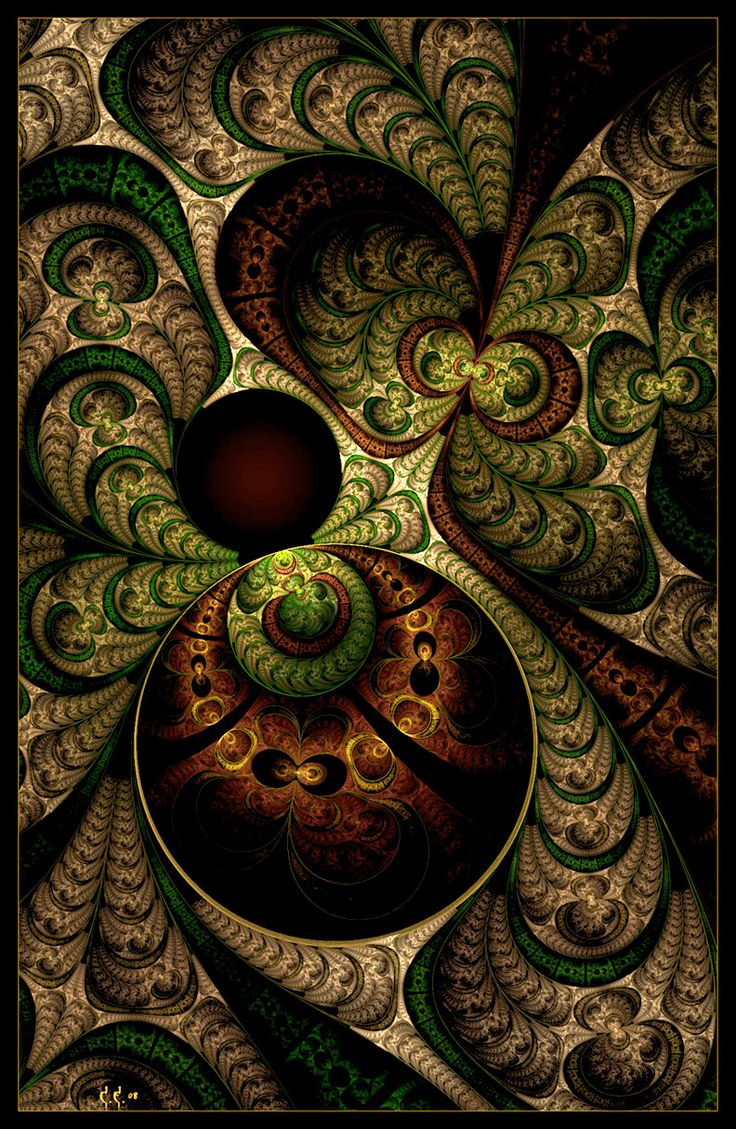 Fractals,  I will have to make a new board for this kind of art.
