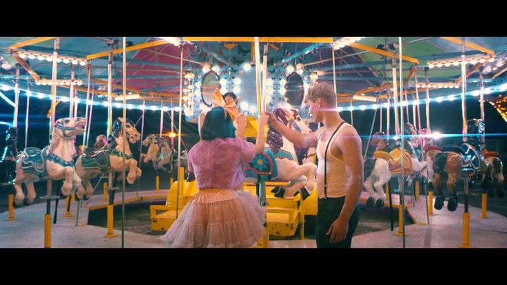 "Melanie Martinez - Carousel (Official Video)...Kinetics & One Love sends the visual for the track they produced entitled ""Carousel"" by Melanie Martinez.  Video directed by Adam Donald  Download Carousel on iTunes: http://smarturl.it/MelanieDollhouse"