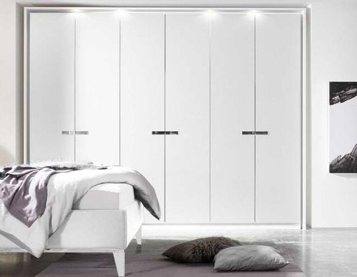 93 best images about chambre adulte design ou contemporaine on pinterest - Armoire blanche laquee ...