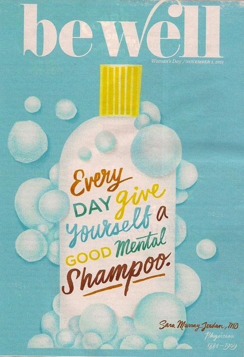 Make yourself feel pretty #everyday