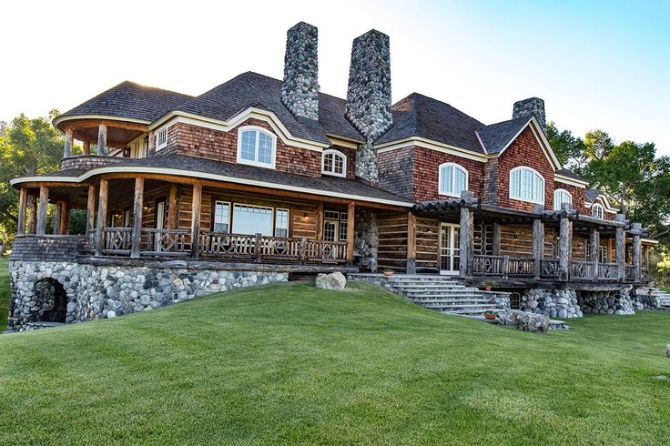 Montana Ranches For Sale - Hobble Diamond Ranch