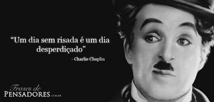 Frases de Charlie Chaplin   Frases de Pensadores