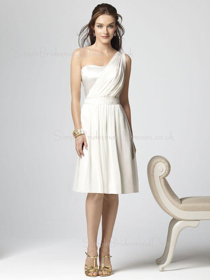 10 best White Bridesmaid Dresses images on Pinterest | Brides ...