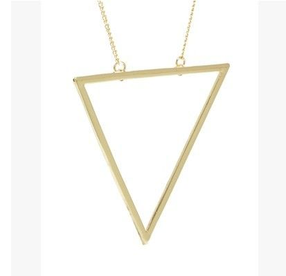 >> Click to Buy << Paragraphs 2014 fashion lady joker triangular geometry female necklaces wholesale #Affiliate