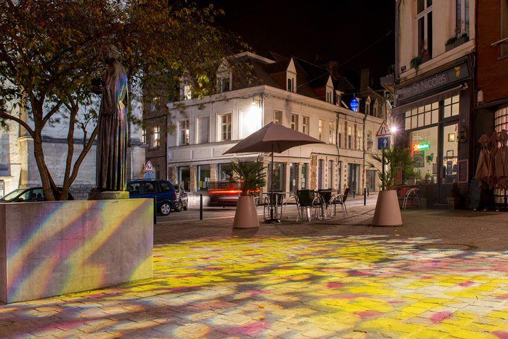 Interlude, Valenciennes, France - Conception lumière et photo Concepto