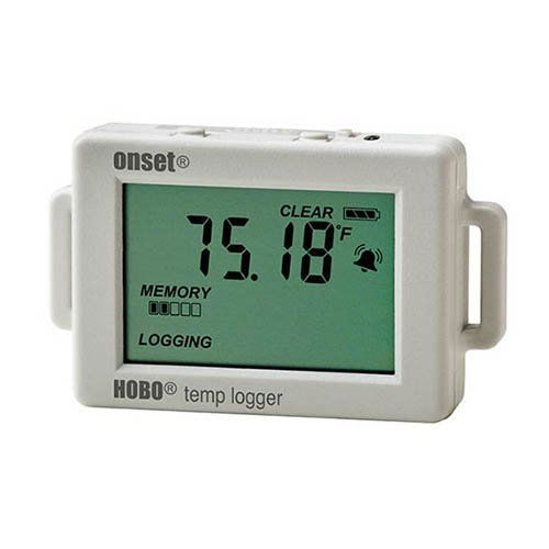 Onset UX100-001, HOBO UX100 Temperature Data Logger Business  Test Equipment #Onset