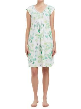 Floral and fauna nightie