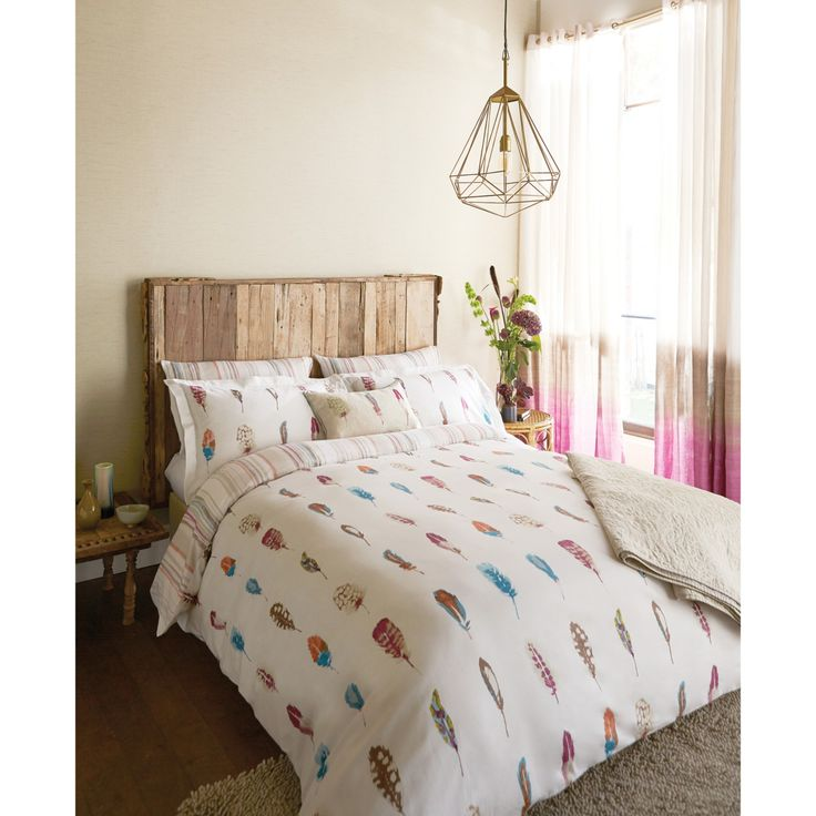 Buy Harlequin Limosa Feather Bedding Online at johnlewis.com